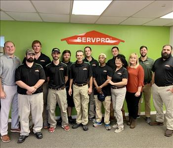 SERVPRO® of New Orleans Uptown & Mid-city crew